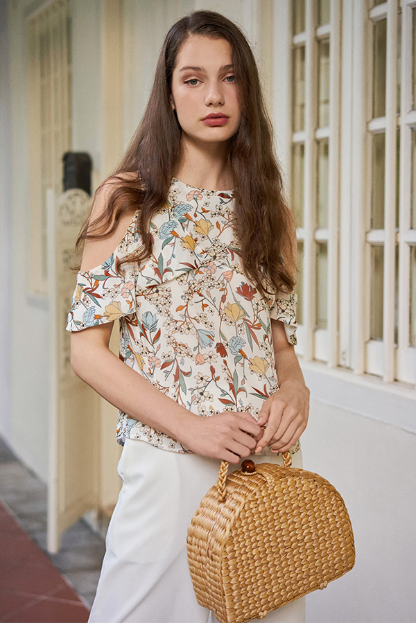 Sorell Floral Printed Top