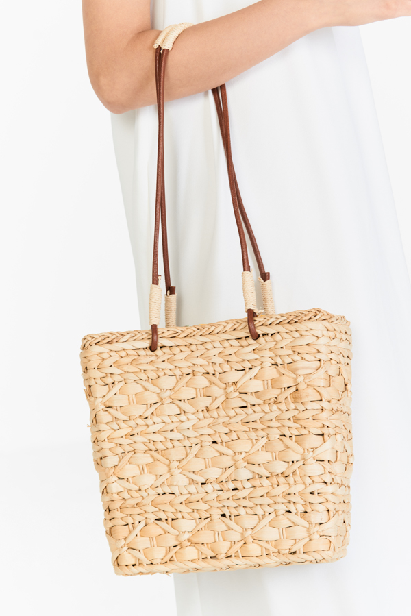 Analin Weaved Bag