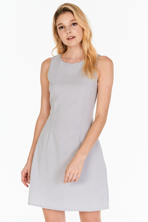 *W. By TCL* Jorine Dress in Grey