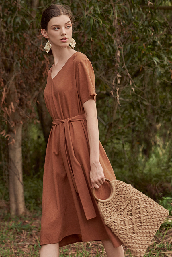 Shurra Midi Dress