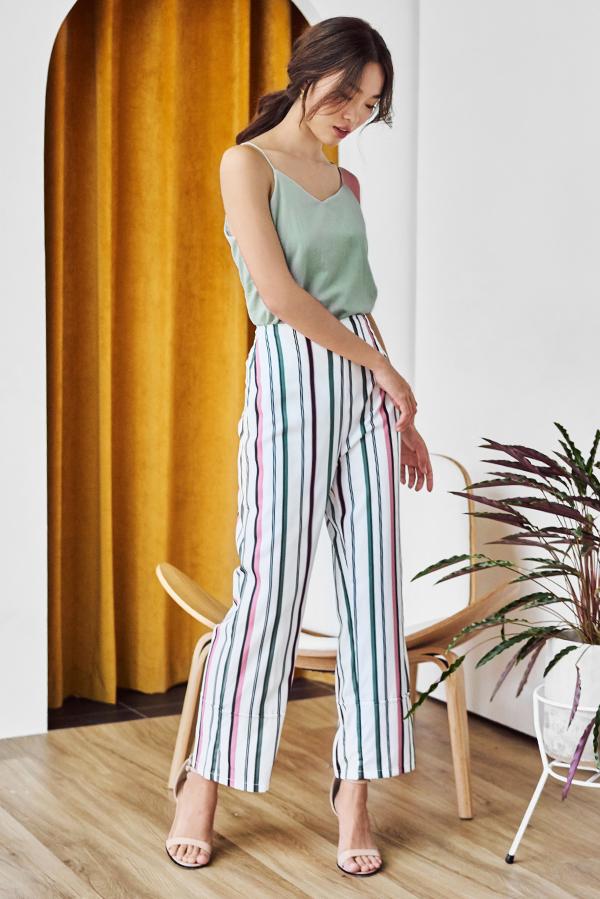 Heline Stripes Pants
