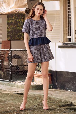 Rowana Tweed Shorts