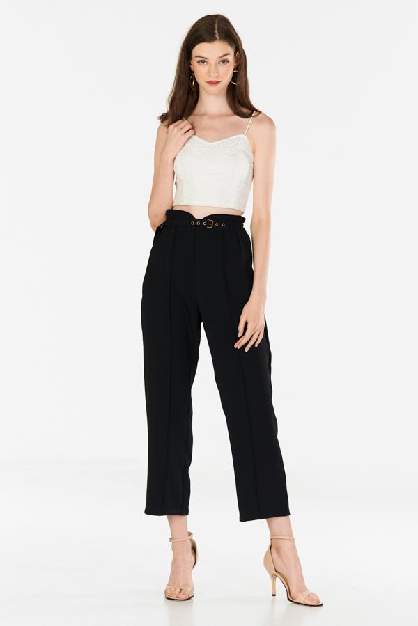 Reisan Pants in Black