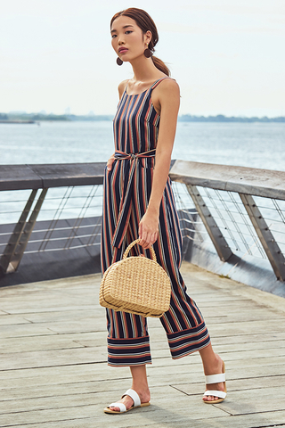 Winsel Stripes Jumpsuit