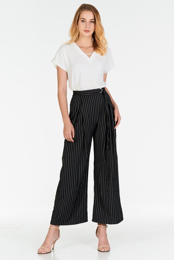 Prin Stripe Pants