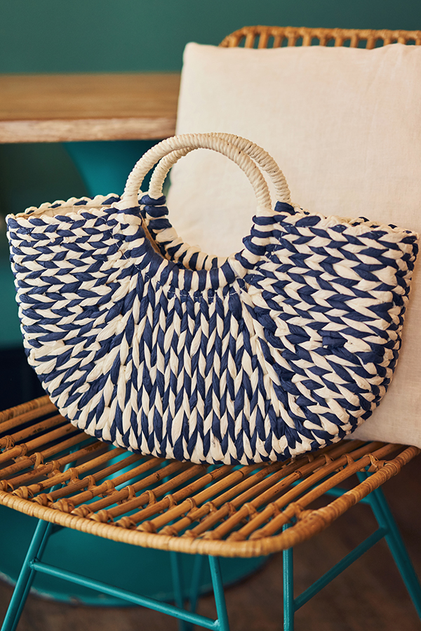 Dellia Weaved Bag