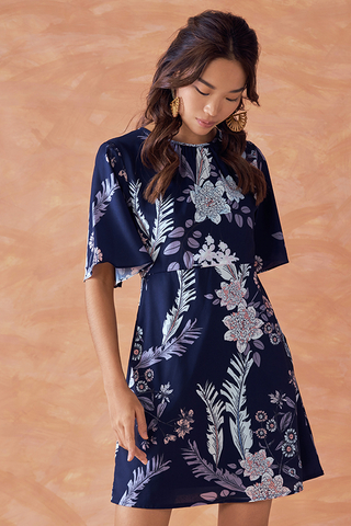 Sharise Floral Printed Dress