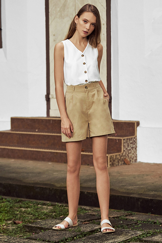 Winsor Shorts in Khaki