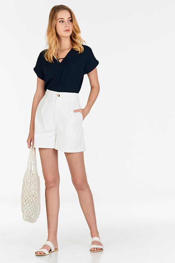 Winsor Shorts in White