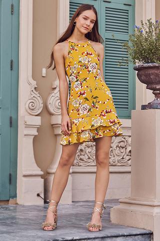 Fayre Floral Printed Dress