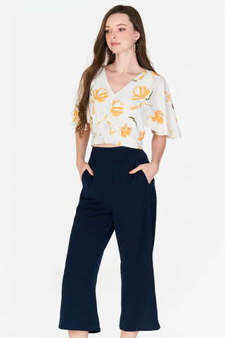 Derri Culottes in Navy
