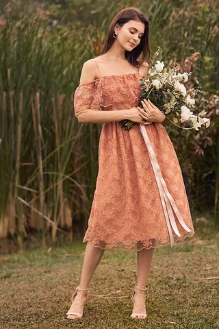 Candryn Crochet Dress