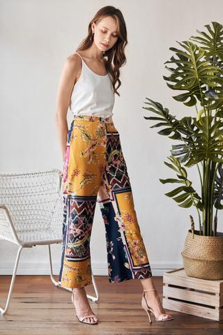 Edenia Printed Pants