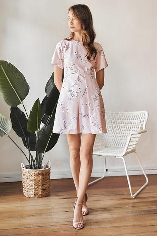 Sorna Floral Printed Dress