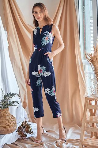 Aliera Floral Printed Jumpsuit