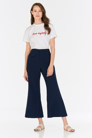 Desina Pants in Navy
