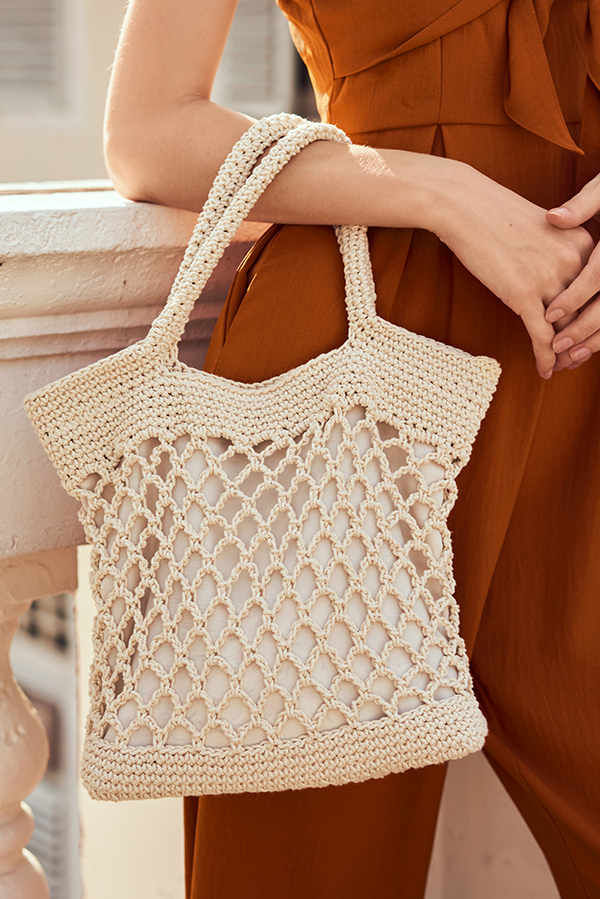 Gerisa Knitted Bag