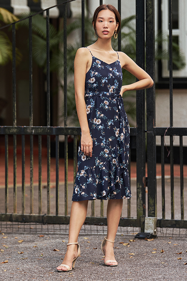 Eunisa Floral Printed Dress