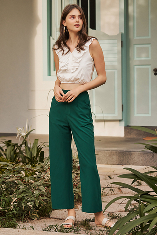 Alani Pants in Green
