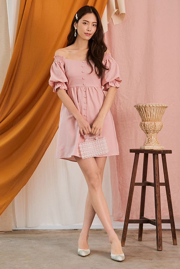 Danira Off Shoulder Dress