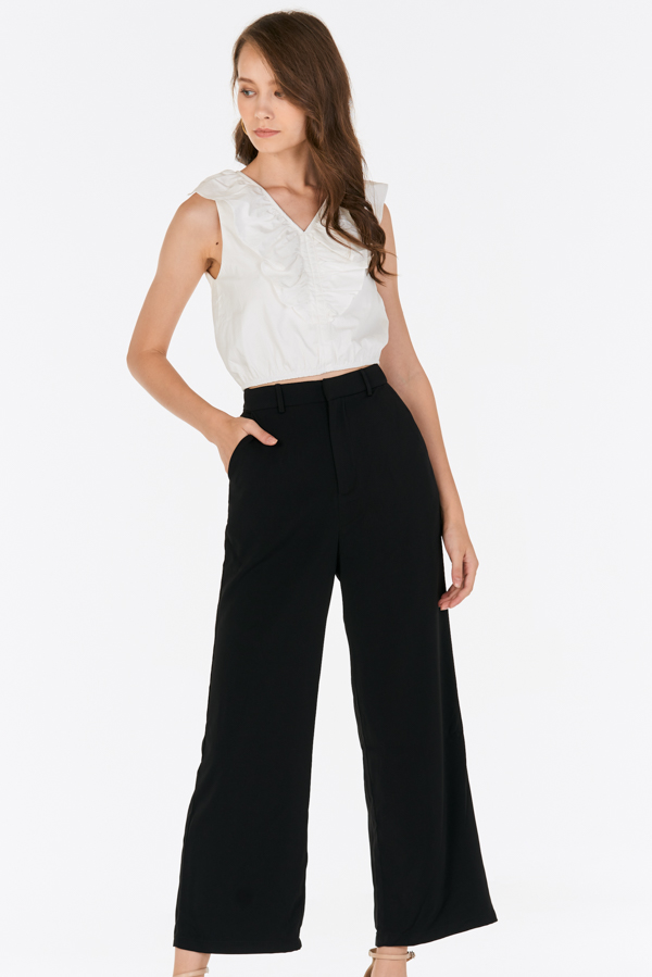 Louisa Pants in Black