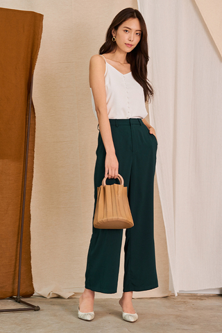 Louisa Pants in Forest