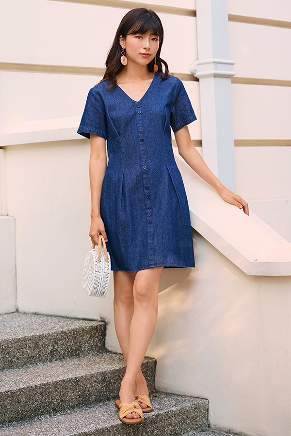Osira Denim Dress