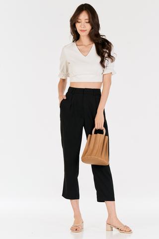 Caria Pants in Black