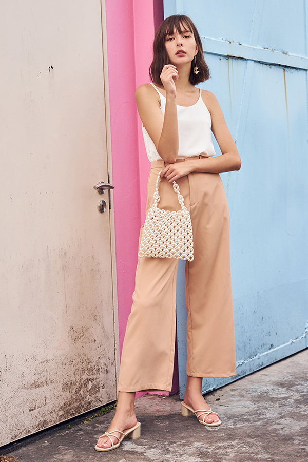 Bedford Pants in Nude