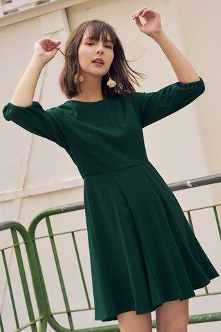 Natalina Sleeved Dress