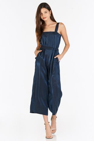 Brinley Jumpsuit in Navy