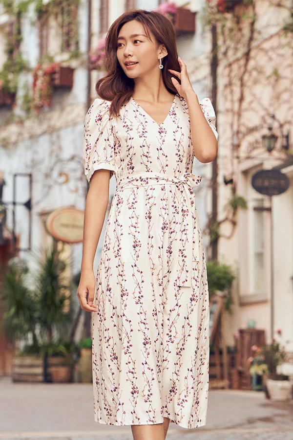 Sadra Midi Dress