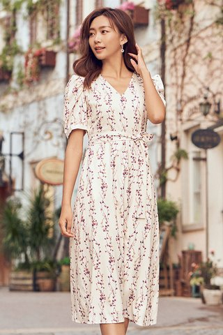 Sadra Midi Dress