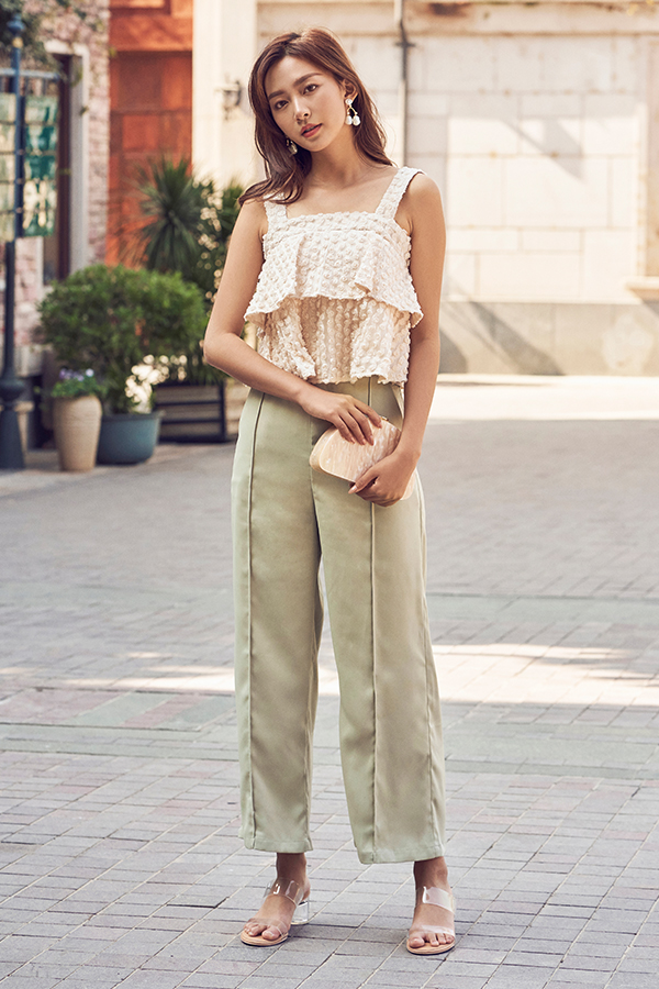 Baylene Pants in Sage
