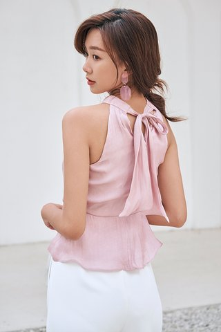 Viena Top in Pink