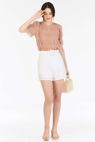 Claris Top in Pink