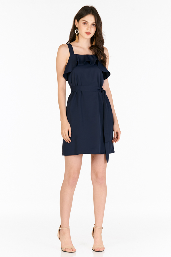 Kadence Two Way Dress in Navy