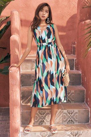 Kerica Midi Dress