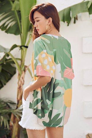 *Backorder* Akemmi Kimono in Pastel