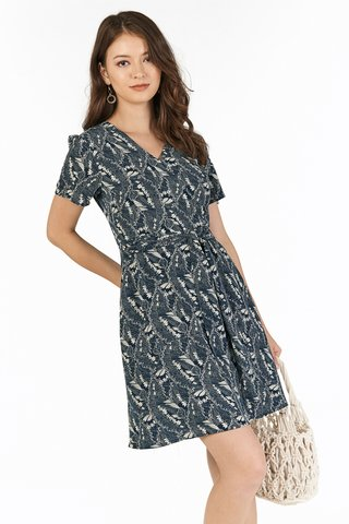 Kassidy Sleeved Dress