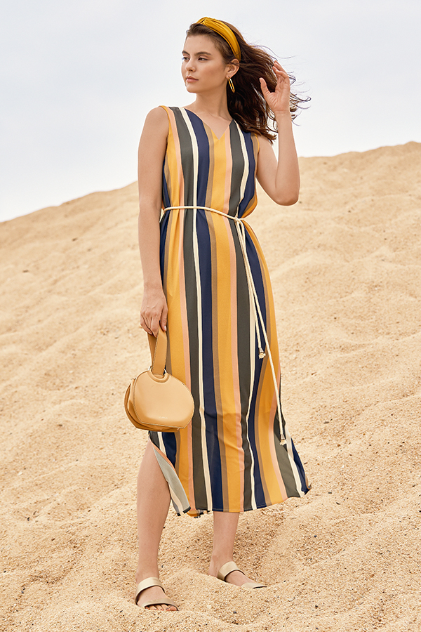 Alana Two Way Maxi Dress