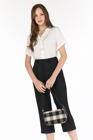 *Backorder* Linney Culottes in Black