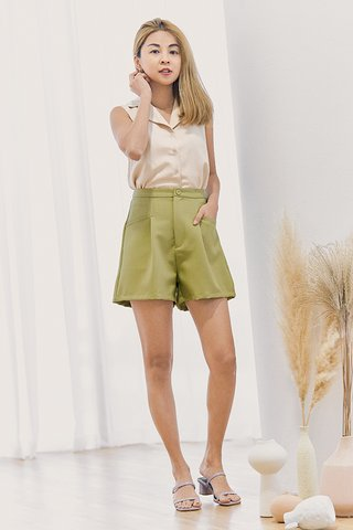 Dayton Shorts in Pistachio