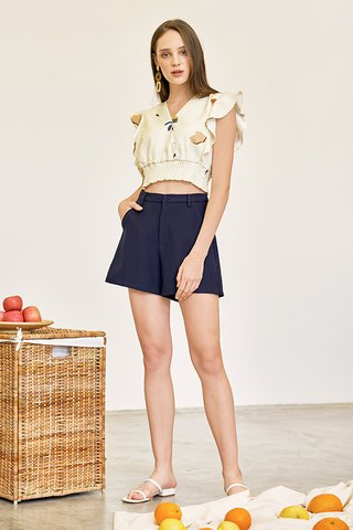 Harlow Shorts in Navy