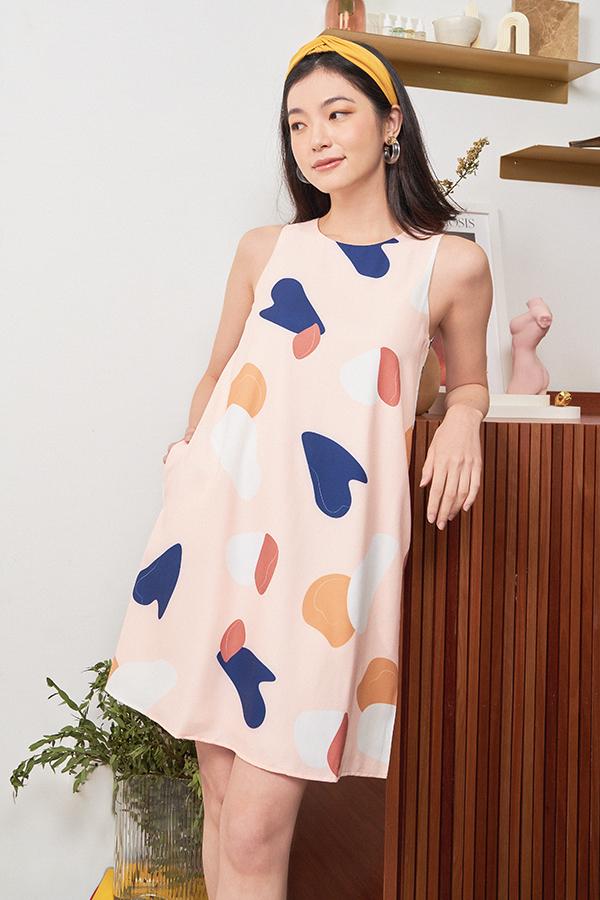 Woolbine Dress