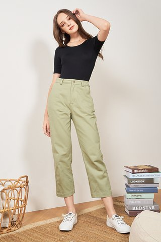 Marnie Pants in Sage