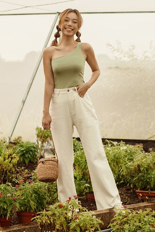 Blanca Jeans in Ivory