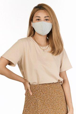 *Backorder* Face Mask in Grey