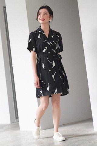 Grayson Dress in Black
