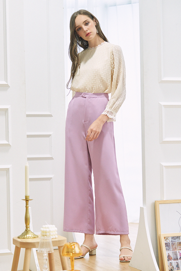 Calle Pants in Pink